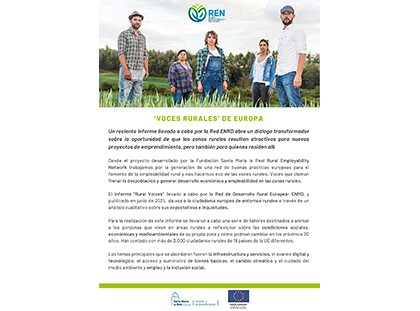 Rural Voices of Europe